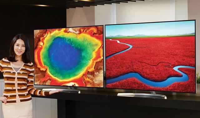 LG전자, 나노셀 기술로 한층 진화한 「슈퍼 울트라HD TV」 출시