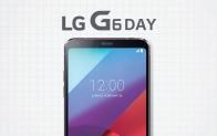 바르셀로나에서 'LG G6 Day'를 생중계합니다