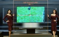 프리미엄 TV의 새로운 기준, 2017년 LG TV 신제품 발표회 현장