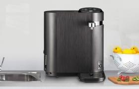 요리 초보를 위한 물 조절, 'LG 퓨리케어 정수기'에 맡겨라