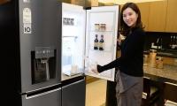 LG전자, 사용 편의성•디자인 모두 갖춘 2017년형 LG 디오스 냉장고 출시