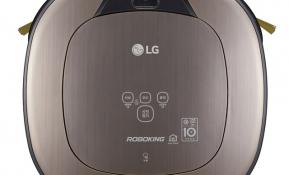 LG전자가 지난 해 출시한 '로보킹 터보' 제품