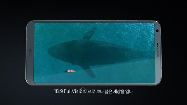 LG전자는 최근 스마트폰 전면의 꽉 찬 대화면을 의미하는 '풀비전(FullVision)' 상표명에 이어 로고까지 출원을 완료했다. 풀비전 상표명과 로고는 광고 및 리플렛 등에 적용, 화면을 키우고 베젤을 줄인 18:9 풀스크린의 사용 편의성을 적극적으로 알리는데 활용할 계획이다.