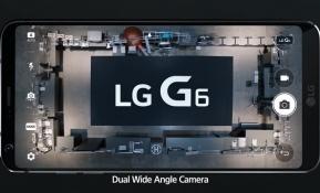 LG전자가 전략 프리미엄 스마트폰 LG G6의 글로벌 출시에 맞춰 혹독한 안전성 및 내구성 테스트를 만화적 상상력으로 재현한 '골드버그 장치' 영상으로 온라인 마케팅 강화에 나섰다. 영상 마지막에 날아오른 드론이 LG G6의 광각 듀얼 카메라를 이용, '풀비전' 디스플레이의 18:9 화면비와 동일한 비율인 가로 8m, 세로 4m의 직사각형으로 제작된 세트를 촬영하는 모습.