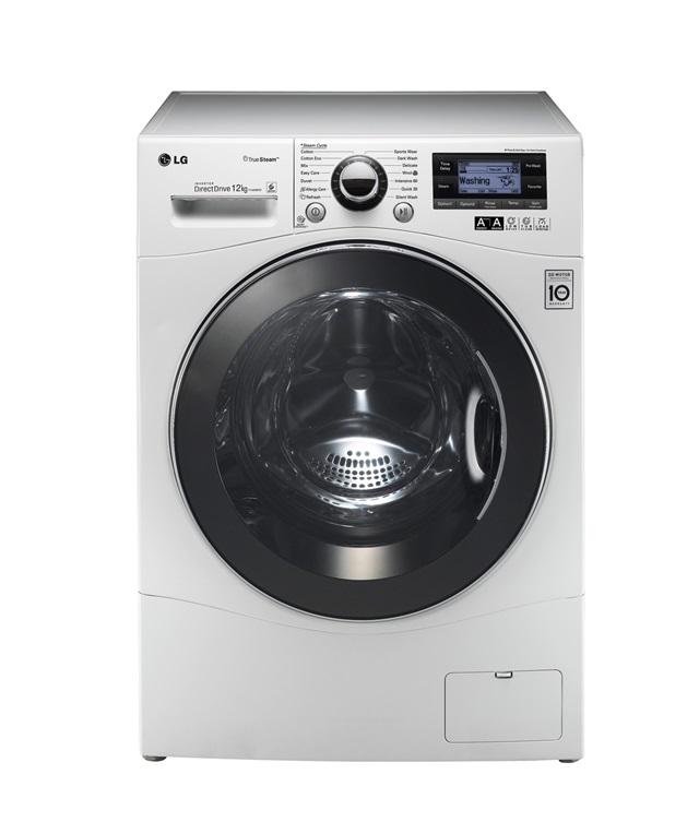 '인버터 DD모터'의 기술력을 바탕으로 영국, 스웨덴 등 유럽 주요국에서 연이어 최고 제품으로 선정된 LG 드럼세탁기