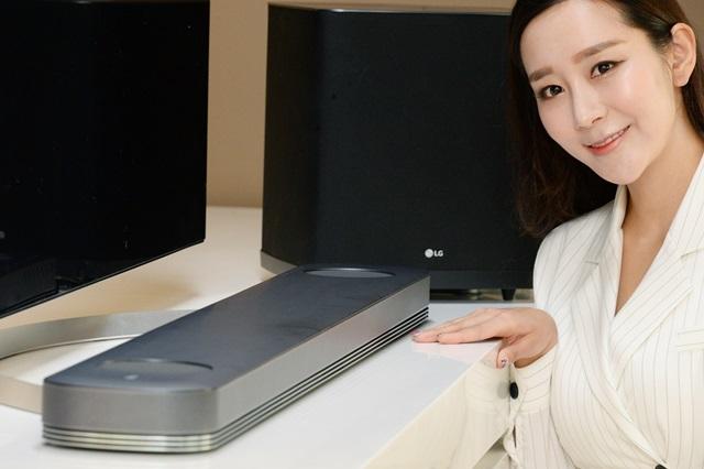 LG전자, 2017년형 '사운드 바' 출시