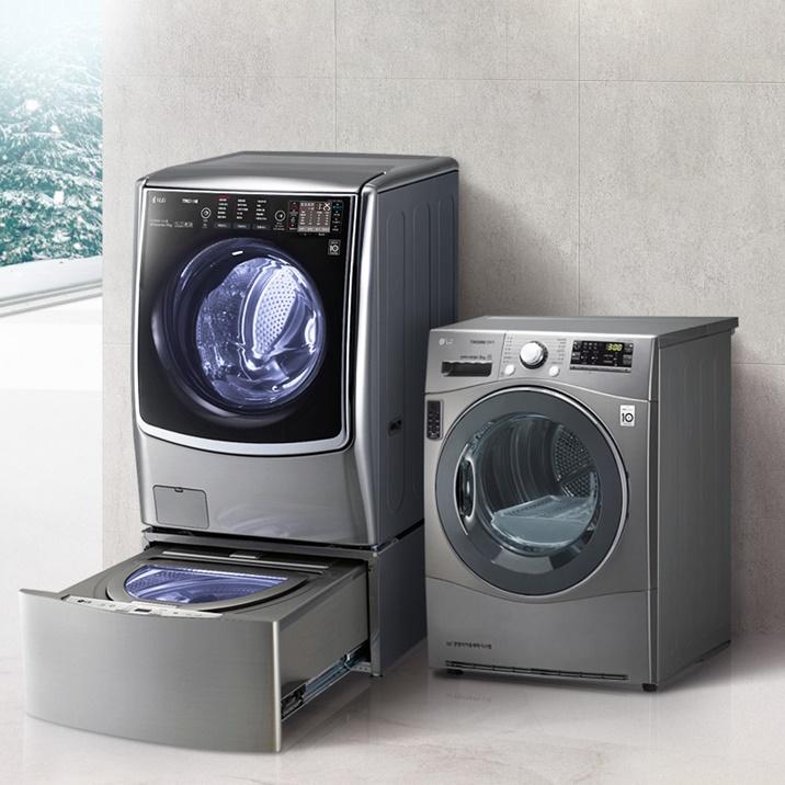 세탁기 생산 담당 경영진에게 직접 듣는 '모듈 혁신'