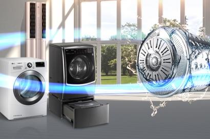 LG 인버터 기술의 비밀