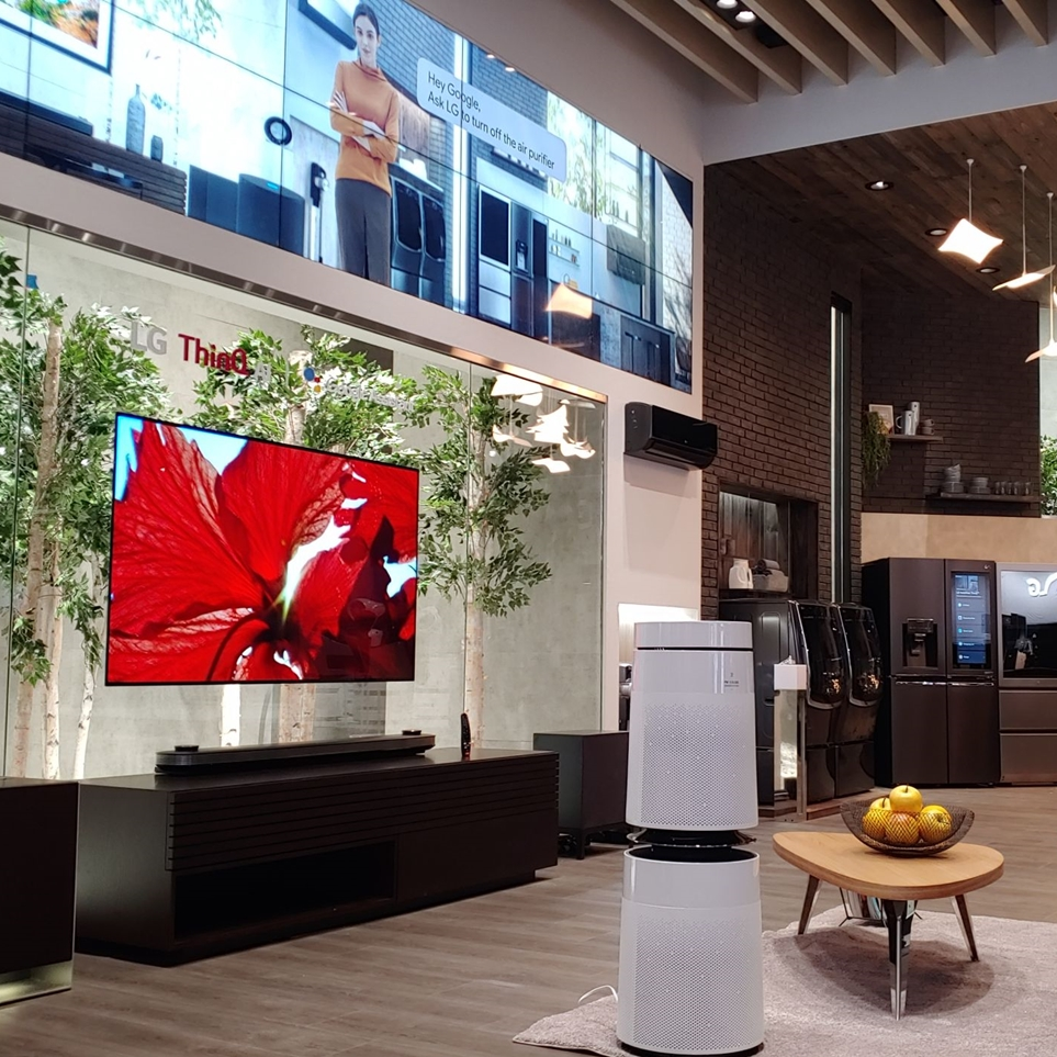 진화한 LG 씽큐로 달라질 인공지능 라이프스타일은?