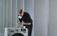 '카드탑 쌓은 LG 세탁기' 세계 3대 광고제 수상 영예