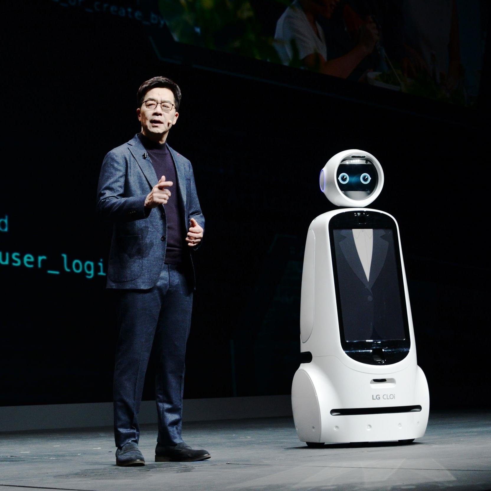 더 나은 삶을 위한 인공지능 모습은? 'CES 2019' 개막 기조연설 현장