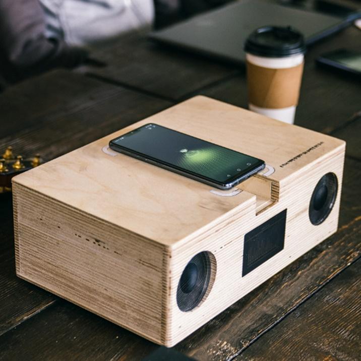 [꿀팁 저장소] 'LG G7 씽큐' 붐박스 사운드 키트 만들기, 어렵지 않아요~