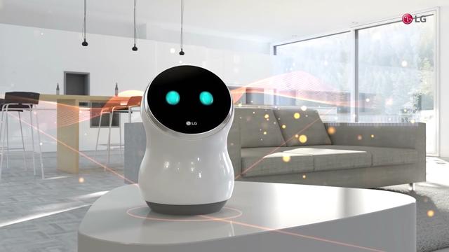 LG at CES 2017 - Robots.mp4_000078783