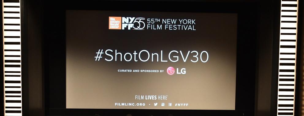 'V30'로 촬영한 단편영화, '뉴욕 필름 페스티벌'에 우뚝 서다