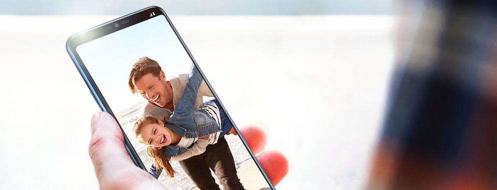 [스마트폰의 달인] &#8216;LG G7 <sup>ThinQ</sup>&#8216; ② UI 편