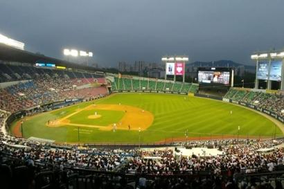 이번 주말 'LG G6'와 야구장 나들이 어떠세요?