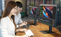 LG전자, 맥북 전용 超고화질 5K 모니터 국내 출시