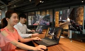 LG전자, '몰입도 최고' 게이밍 IT 기기 출시