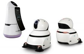 상업용 로봇 사업 본격 개시