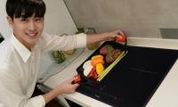LG 디오스 인덕션 전기레인지 와이드존