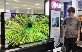 LG 올레드 TV, 유럽서도 최고 TV '나야 나'