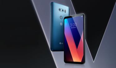 """프리미엄 스마트폰의 진화 LG V30,""""일상이 영화가 된다"""""""