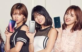 LG V30 X TWICE 세로 뮤비 공유 이벤트
