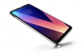 """""""LG V30, 다른 스마트폰에서 볼 수 없는 아름다움 갖춰"""""""