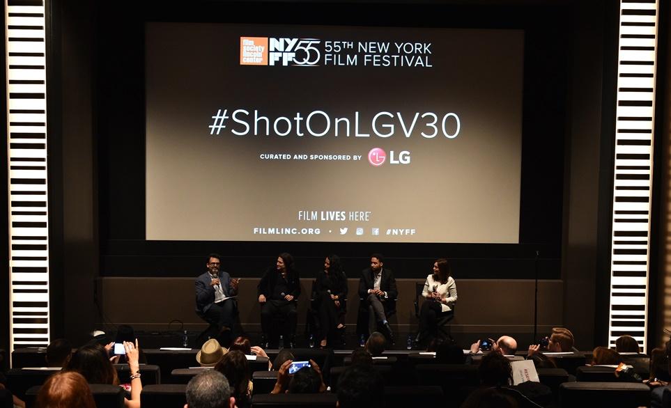 올해 '뉴욕 필름 페스티벌'에서는 이 단편영화들을 소개하면서 'LG V30'가 제시한 크리에이티브의 미래에 대해 토론하는 시간을 갖고 있다.