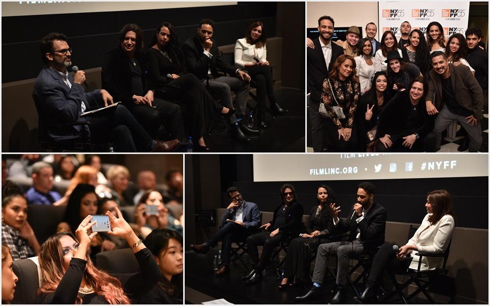 올해 '뉴욕 필름 페스티벌'에서는 단편영화들을 소개하면서 'LG V30'가 제시한 크리에이티브의 미래에 대해 토론하는 시간을 갖고 있다.