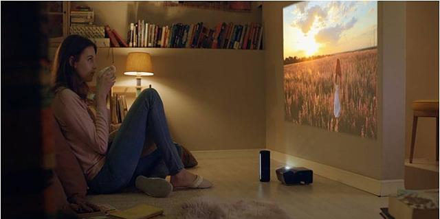 환상의 콜라보레이션, LG 미니빔 TV와 포터블 스피커