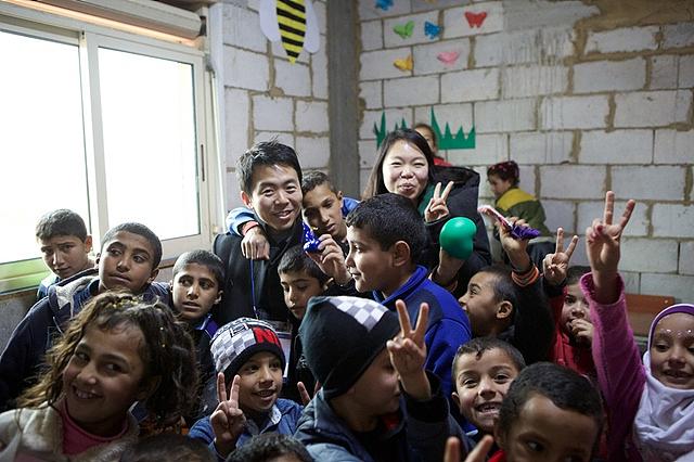 레바논, 그곳에 핀 작은 희망