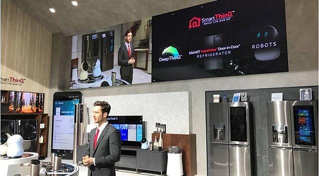 CES 2017, LG전자가 보여준 인공지능과 로봇의 미래