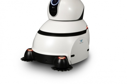 LG 로봇, 업계 첫 디자인 '대통령상' 수상