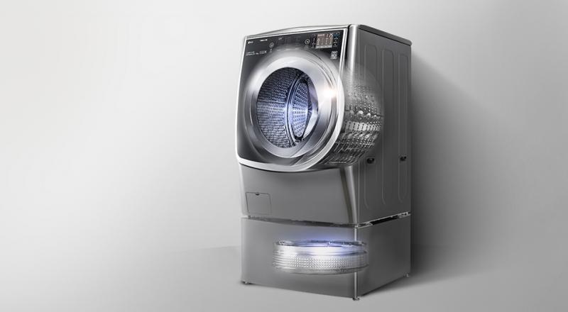 자동차 기술이 들어간 세탁기, 그 이유는?