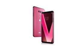 매혹적인 장밋빛 열정 'LG V30 라즈베리 로즈' 국내 출시