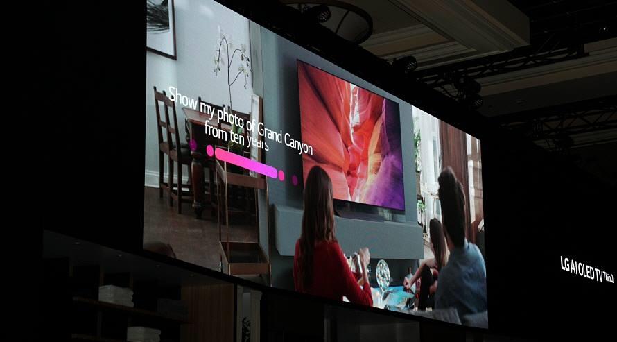 완벽한 화질에 똑똑함을 더한 'LG TV'