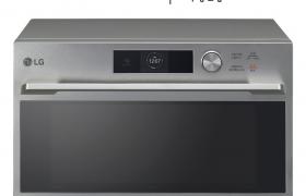 고주파로 음식 조리에 필요한 열을 발생시키는 핵심 부품 '스마트 인버터 마그네트론'을 10년간 무상 보증해주는 LG 디오스 광파오븐