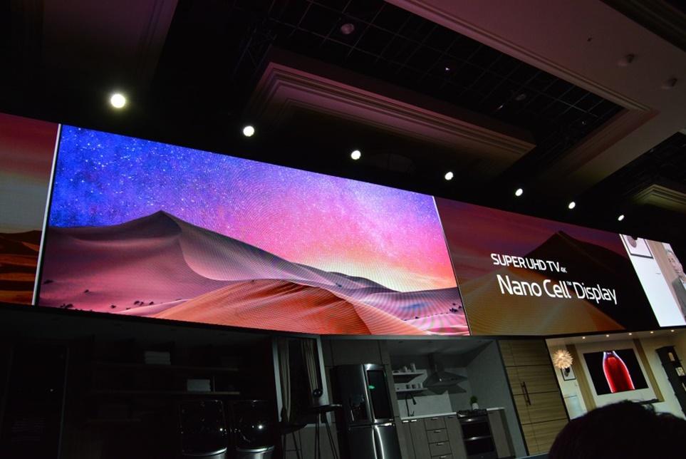 한 단계 더 업그레이드! 'LG 슈퍼 울트라HD TV'