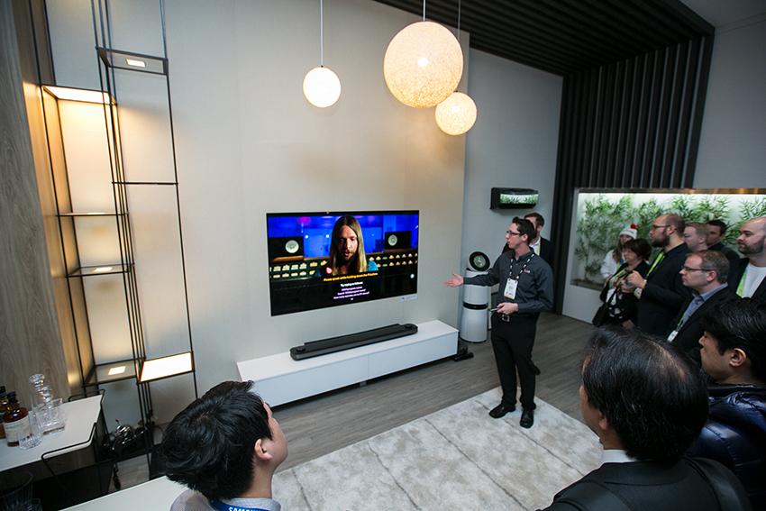LG 씽큐 TV