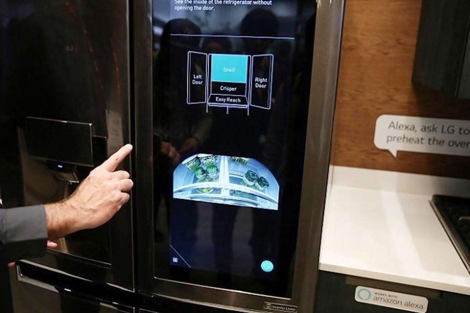 LG 씽큐 냉장고