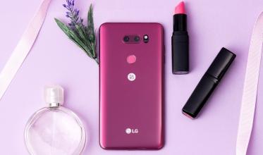 'LG V30'의 오색찬란 5가지 컬러! 여러분의 선택은?