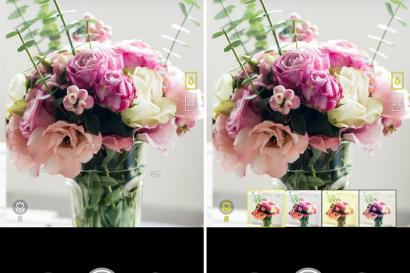 LG전자는 2018년형 LG V30에 스마트폰 사용자가 가장 많이 사용하는 기능을 분석해 누구나 편리하게 쓰고 싶어하는 기능들을 중심으로 AI 기술을 접목한다. 특히 카메라 편의성을 높이는 '비전 AI'와 음성 인식 기능의 범위를 넓힌 '음성 AI'가 강화된다. MWC 2018에서 처음 선보이는 이 기술은 기존 LG 스마트폰 제품에도 확대 적용해 나갈 계획이다.