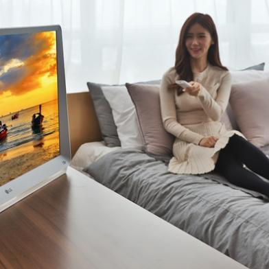 LG전자, 1인 가구용 'TV 모니터' 출시