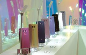 [MWC 현장] 각양각색! 특별한 컬러로 가치 더한 LG 스마트폰