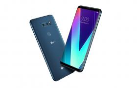 생활의 편리함을 더한 '공감형 AI' LG V30S <sup>ThinQ</sup> 공개