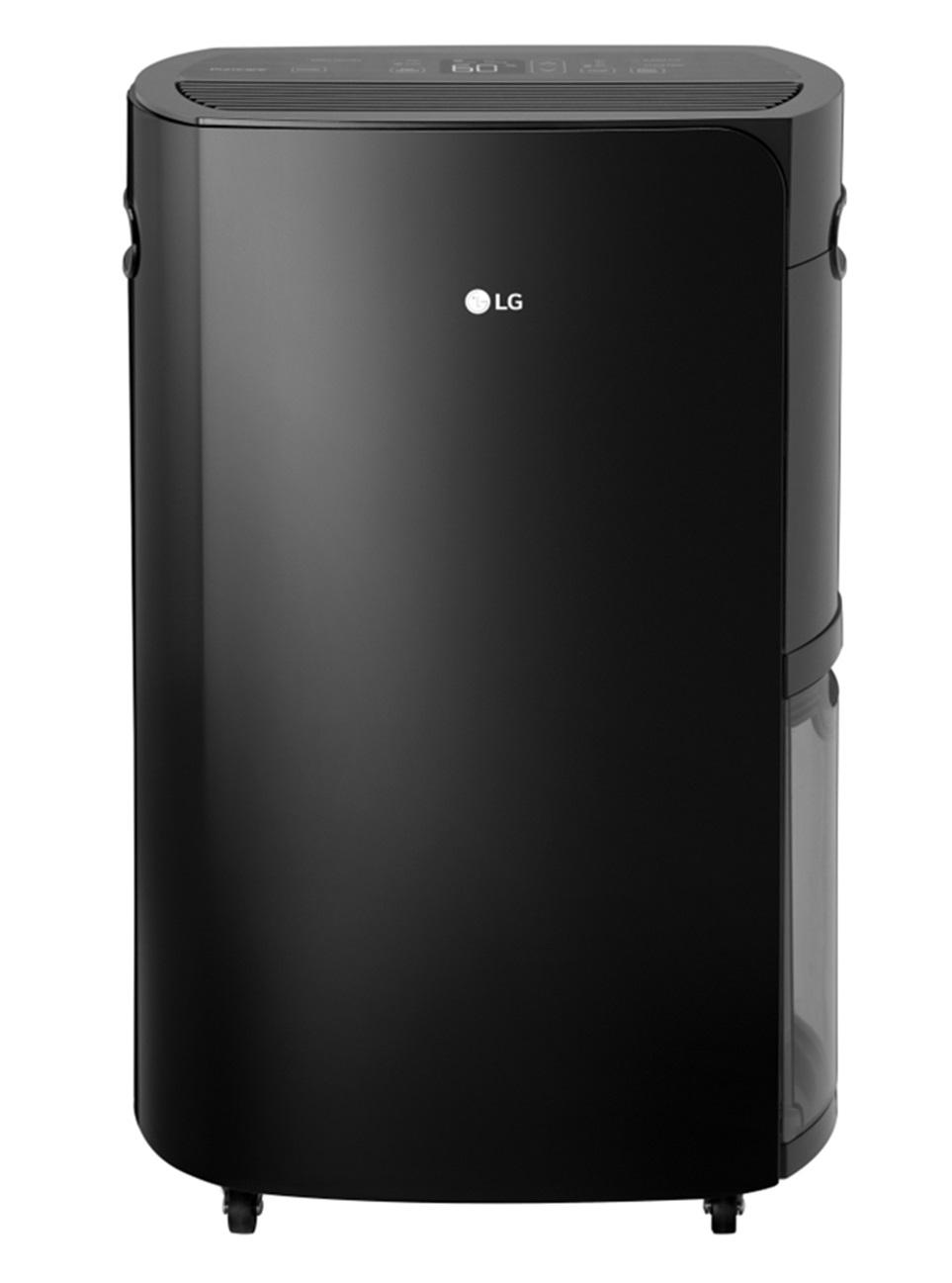 제습기 업계 최초로 미국 가전제조사협회로부터 '지속가능성 인증'을 받은 LG 퓨리케어 제습기