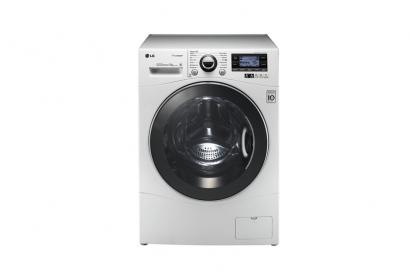 LG전자가 출시한 드럼세탁기가 포르투갈, 아일랜드, 영국, 미국 등 글로벌 주요 시장에서 호평을 받고 있다. LG 드럼세탁기는 인버터 DD모터를 탑재해 성능이 뛰어나고 에너지 효율이 높다. 사진은 인버터 DD모터를 탑재한 LG 드럼세탁기.