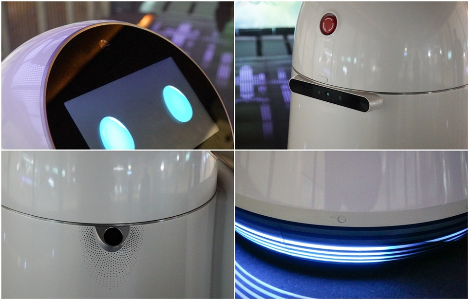 똑똑하고 친근한 '안내로봇'