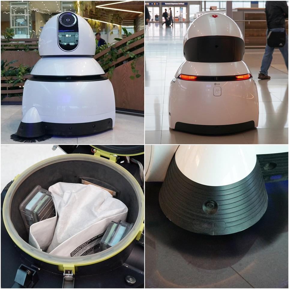 눈사람 같이 친숙한 '청소로봇'